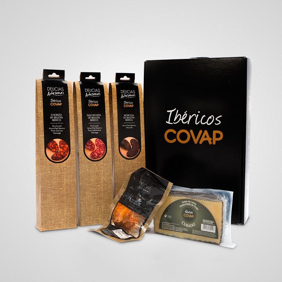 Box Delicias Ibéricos COVAP