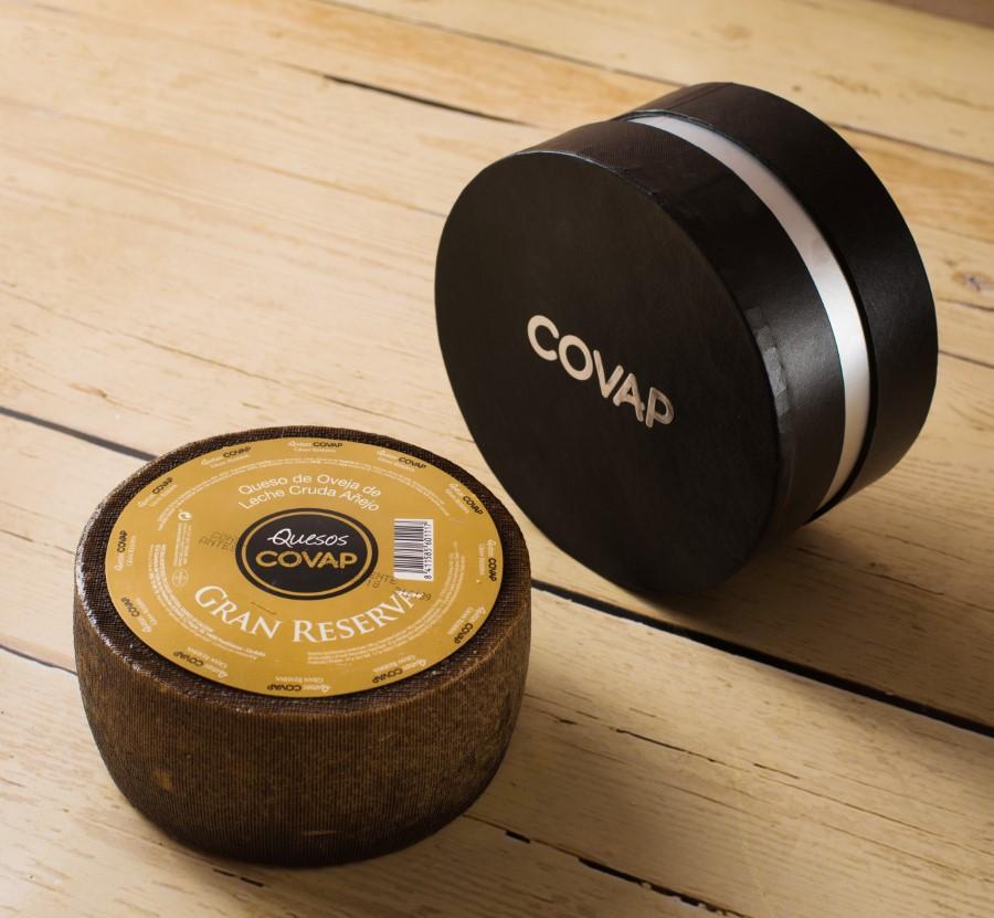 Regalo queso gran reserva COVAP