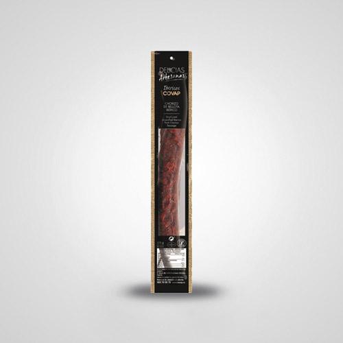 Chorizo de Bellota Ibérico envasado al vacío