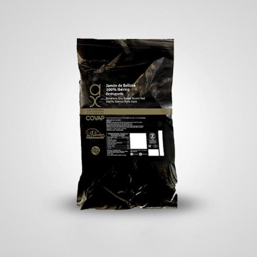 Jamón de Bellota 100% Ibérico Alta Expresión de Los Pedroches [Deshuesado] información nutricional e ingredientes