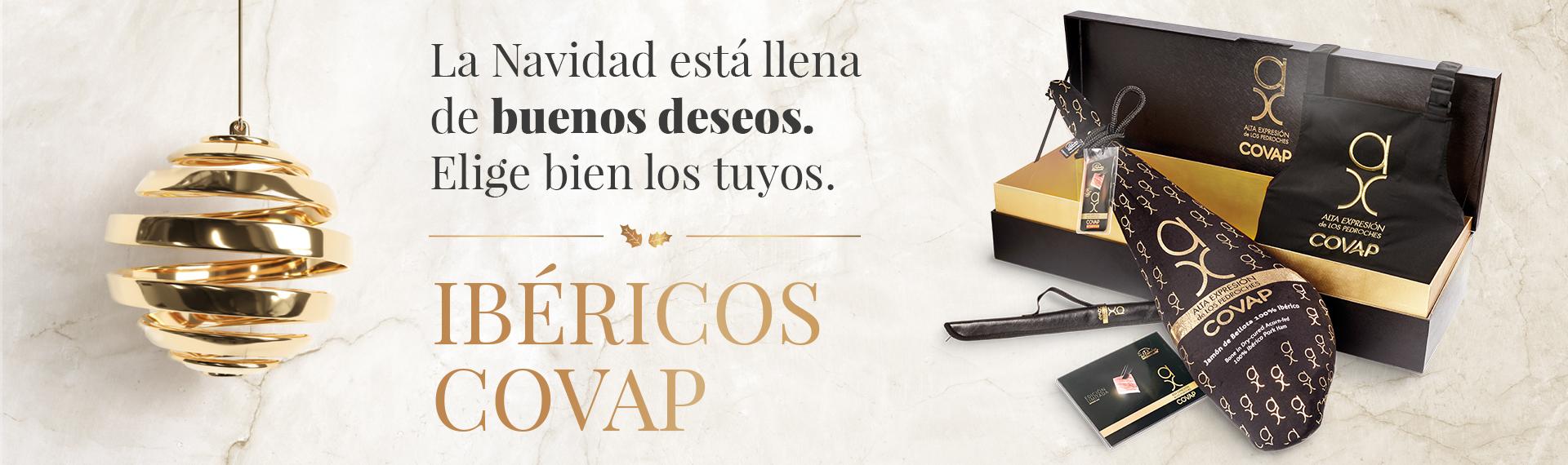 Luxury Collection | Ibéricos COVAP