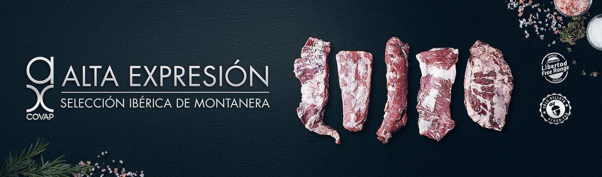 Carne fresca de Montanera